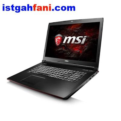 لپ تاپMSI GP62