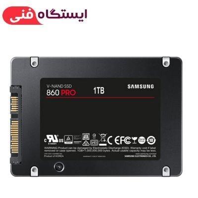 اس اس دی سامسونگ مدل 860 pro ظرفیت 1 ترابایت SAMSUNG 860PRO 1T