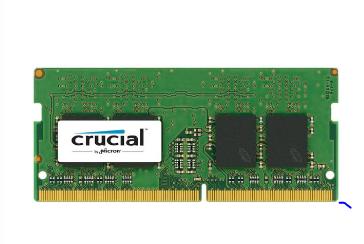 رم لپ تاپ کروشیال مدل DDR3L 1600MHz ظرفیت 4 گیگابایت