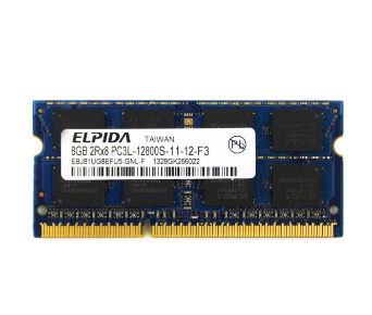 رم لپ تاپ الپیدا مدل 1600 DDR3L PC3L 12800S MHz ظرفیت 8 گیگابایت