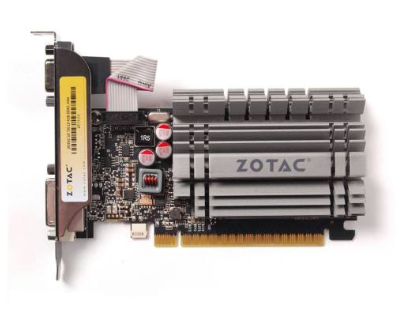کارت گرافیک زوتک مدل GT 730 4GB