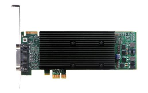 کارت گرافیک متروکس مدل M9120 Plus LP PCIe x1