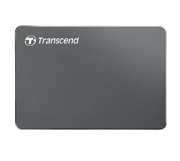 هارددیسک اکسترنال ترنسند مدل StoreJet 25C3N ظرفیت 1 ترابایت