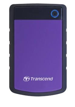 هارددیسک اکسترنال ترنسند مدل StoreJet 25H3 ظرفیت 3 ترابایت