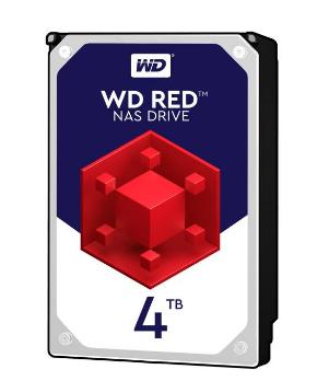 هارددیسک اینترنال وسترن دیجیتال مدل Red WD40EFRX ظرفیت 4 ترابایت