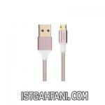 کابل تبدیل USB به microUSB یوگرین مدل US223 طول 1 متر