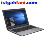 لپ تاپ 15 اینچی ایسوس مدل R542UN- A