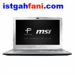 لپ تاپ  MSI PE62