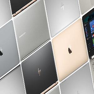 دسته بندی انواع لپ تاپ